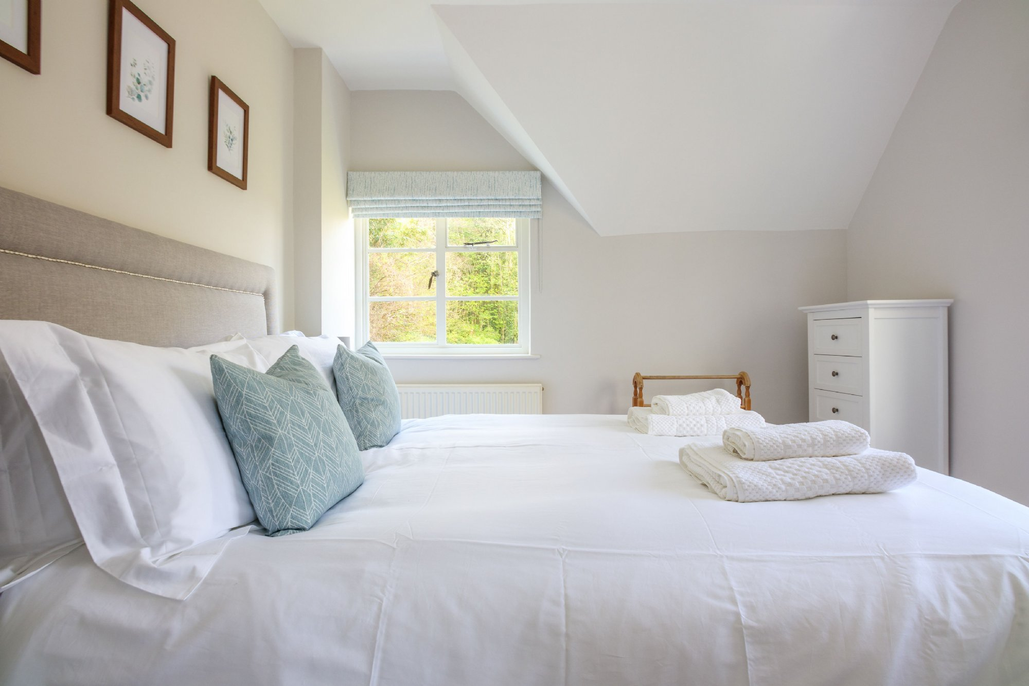 Salcombe holiday home let by HolidayHost